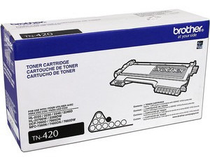 vendo toner brother modelo tn420 en caja sellada