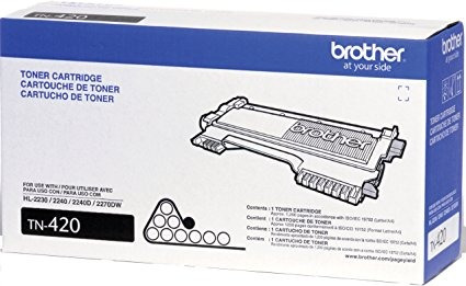vendo toner brother modelo tn420 n su caja sellada