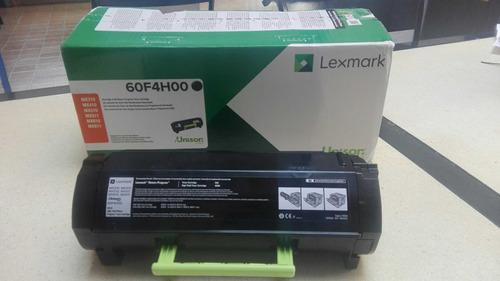 vendo toner lexmark 604h original sellado