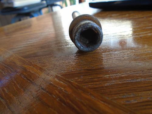 vendo tornillo de cabezote de hyundai terracan,  año 2005