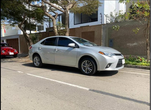 vendo toyota corolla 2015 impecable!