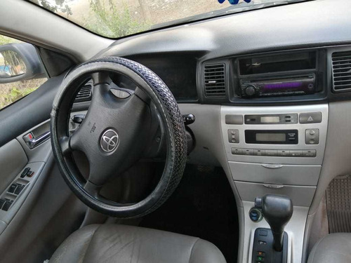 vendo toyota corolla modelo 2007 (uso particular) motor 1.6