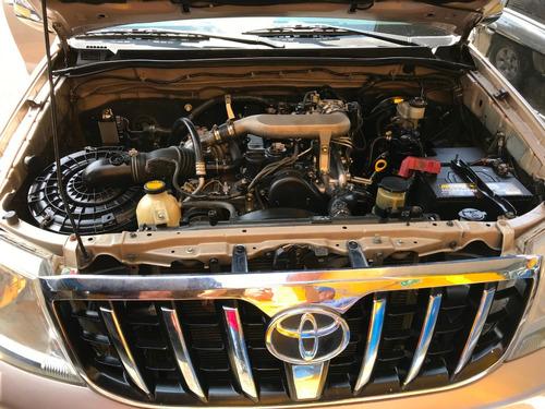 vendo toyota hilux diesel 2007 , 2.500cc 4x2