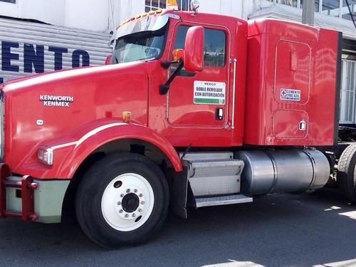 vendo tracto camión kenworth 2005