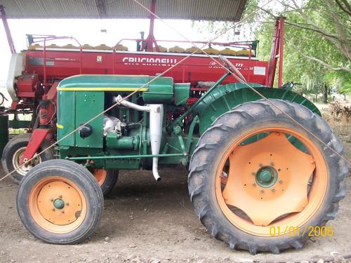 vendo tractor deutz