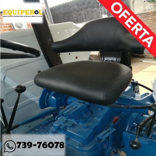 vendo tractor ford 6610 año 88