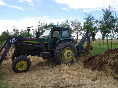 vendo tractor john deere 3530 con pala y retro gyp excelente
