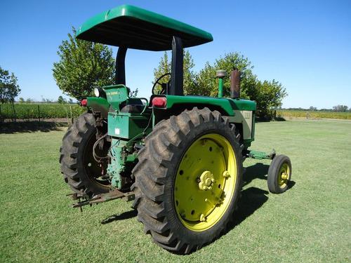 vendo tractor john deere 730 impecable, de colección año 65