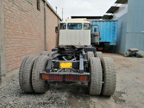 vendo tractor volvo torton  cubo solar