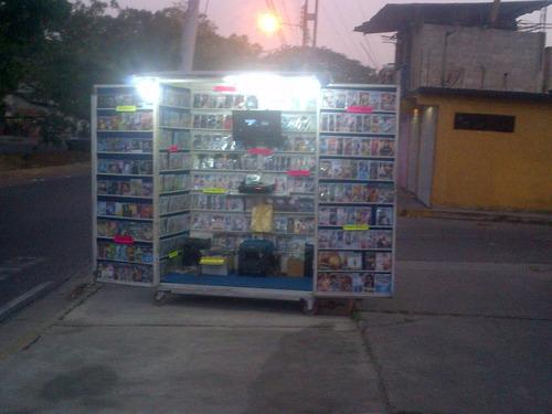 vendo traile de pelicula dvd con todo