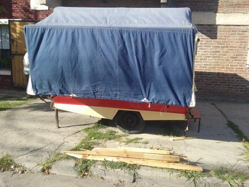 vendo trailer batan carpa