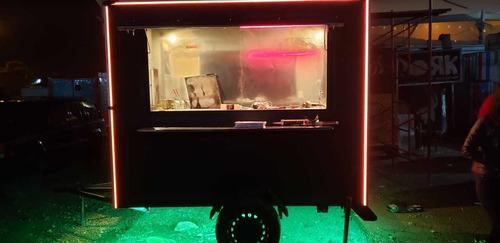 vendo trailer de comidas