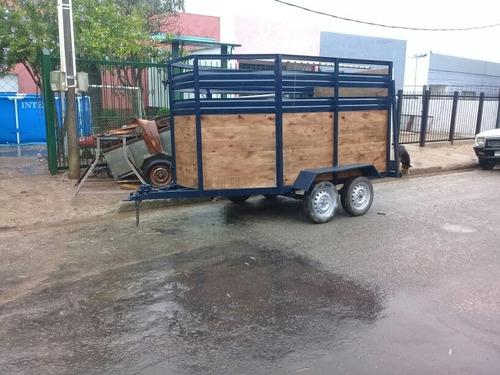 vendo trailer para 2  caballos