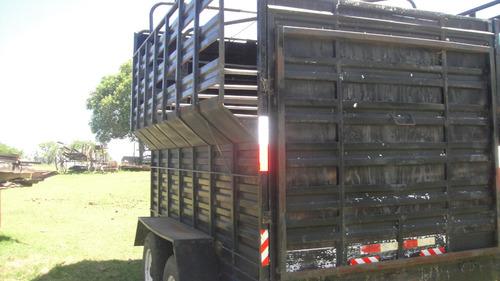 vendo trailer para 5 caballos (o permuto)