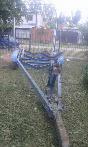 vendo trailler regulable para 29 y 32 pies el mas reforzado
