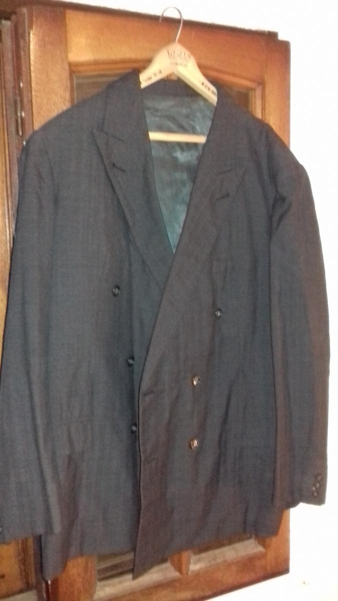vendo traje gris oscuro para caballero talle l impecable. Cargando zoom. 4c289c911916