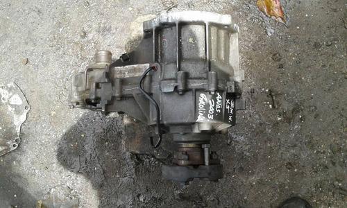 vendo transfer de bmw x5 año 2003, gasolina, 8 cilindros