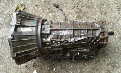 vendo transmisión de bmw x5, año 2003, gasolina, 8 cilindros