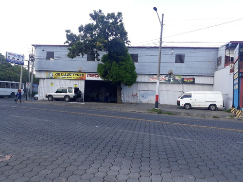 vendo tres locales comerciales en managua