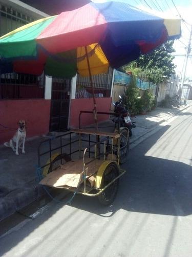 vendo triciclo buen estado  en machala  teléfono 0967348405