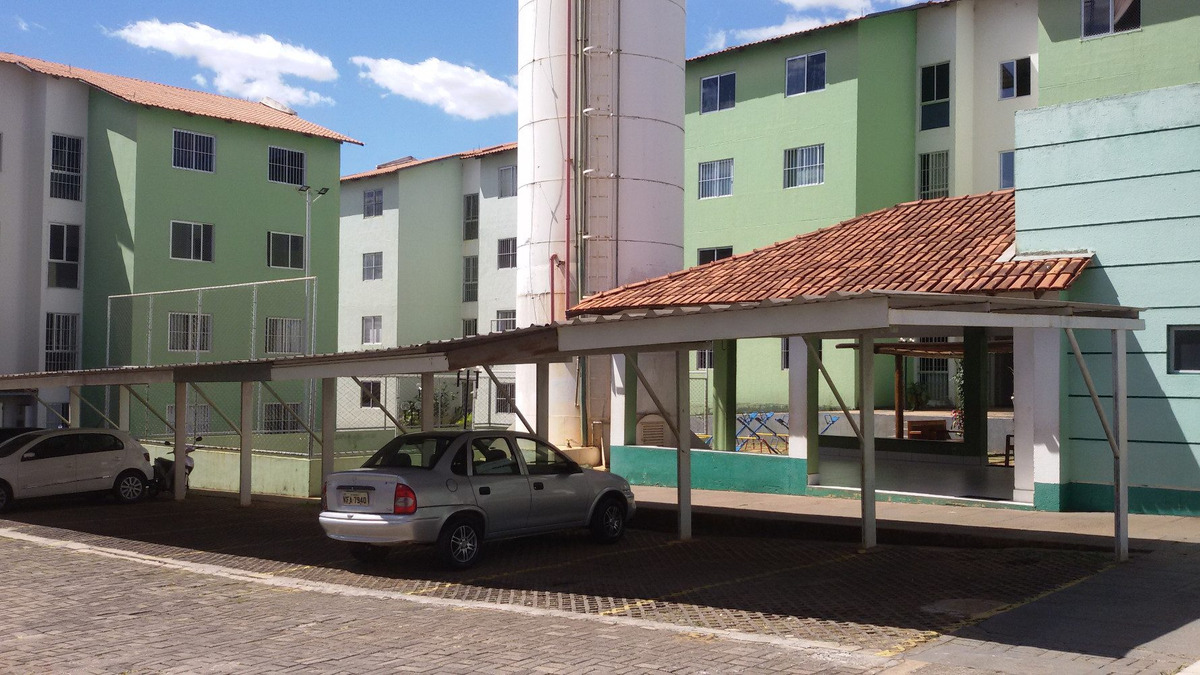 vendo troco apartamento anapolis resid serra dourada