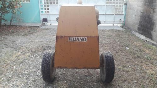vendo tronpo para un saco de cemento marca iliano