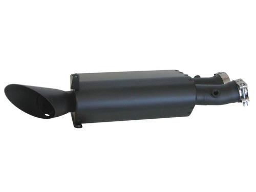 vendo tubo de escape taylor made racing estado9 $200