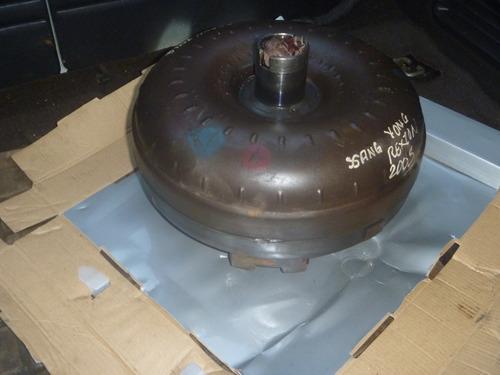 vendo turbina de ssang yong rexton, año 2005, diesel