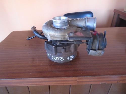 vendo turbo de hyundai santa fe año 2010, diesel, 4 cilindro