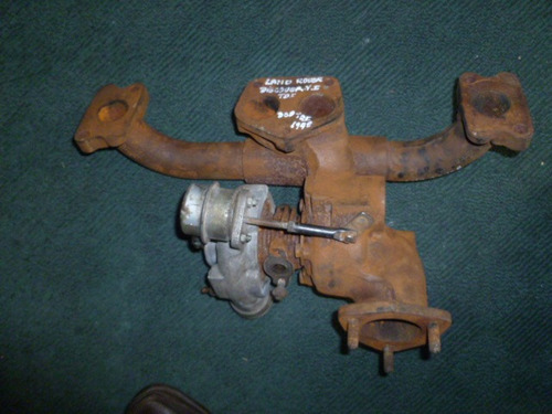 vendo turbo de land rover discovery, año 1998 diesel, 300tdi