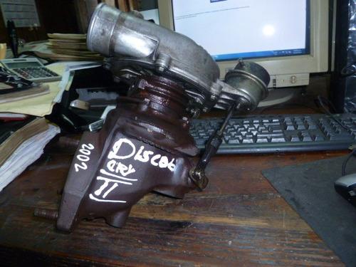 vendo turbo de land rover discovery ii, diesel, año 2002 td5