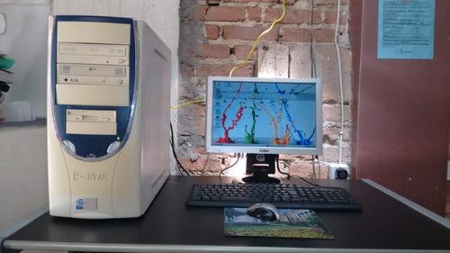 vendo um computador completo pentium 4