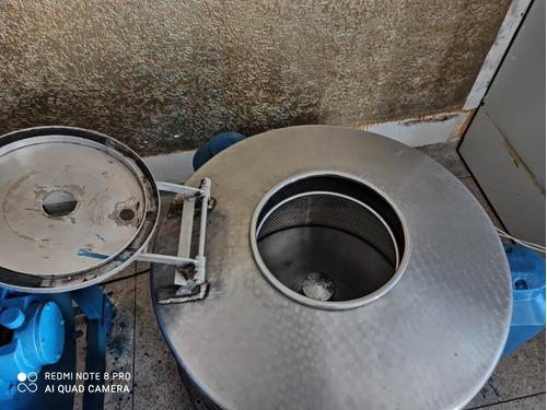 vendo uma lavanderia completa:lavadora 80 k, centrífuga 50 k