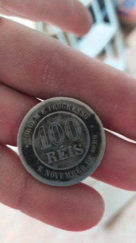 vendo uma moeda antiga de 1894