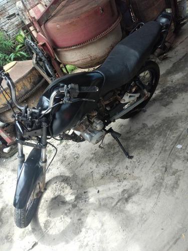vendo uma moto iros 125 one