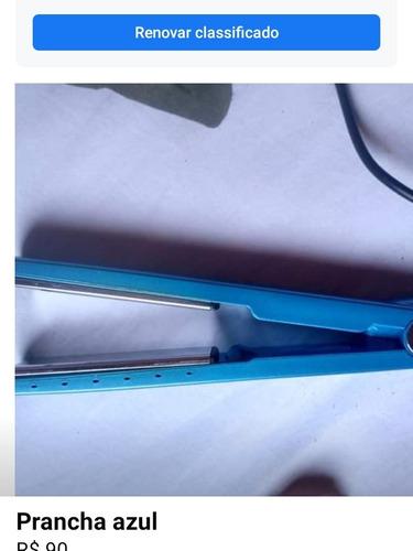 vendo uma prancha azul 85 reais