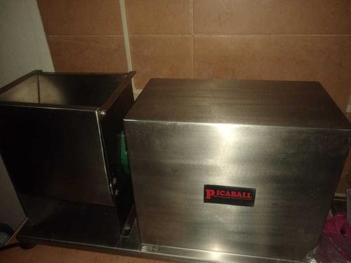 vendo una maquina de desmechar carne