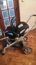 vendo urgente coche de bebé importado