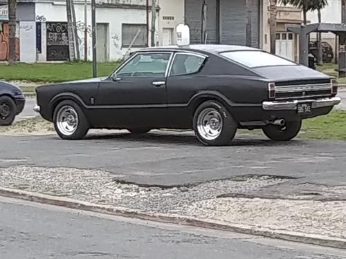 vendo urgente taunus coupe con gnc 1977