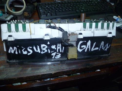 vendo velocímetro tacometro de mitsubishi galant, año 1993