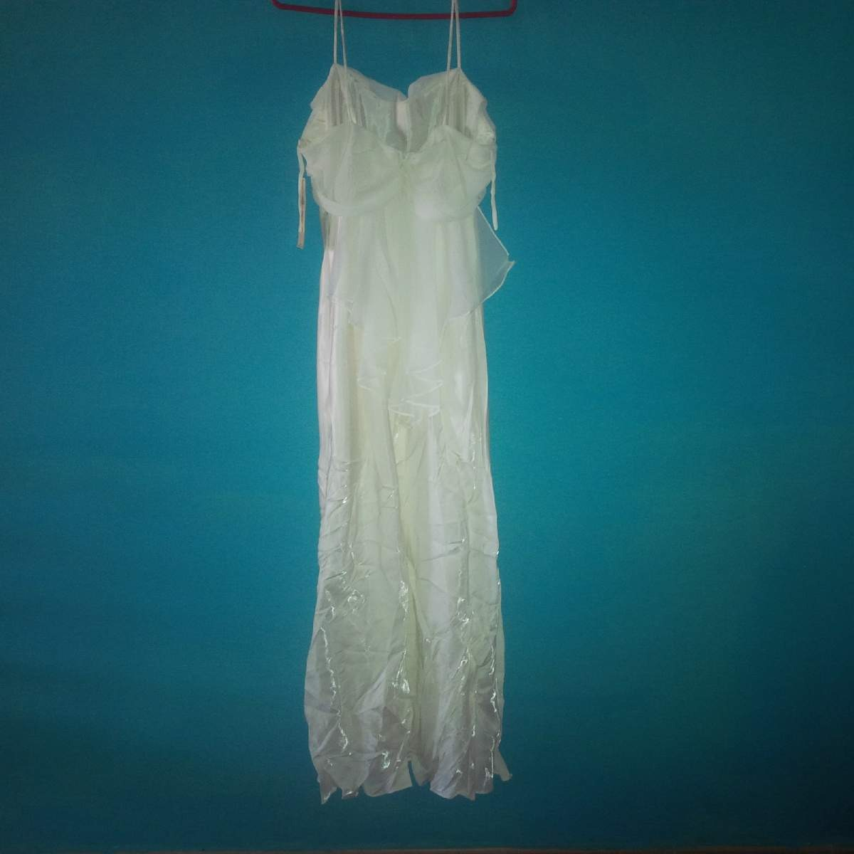 Dorable Vendo Vestido De Novia Usado Ornament - All Wedding Dresses ...