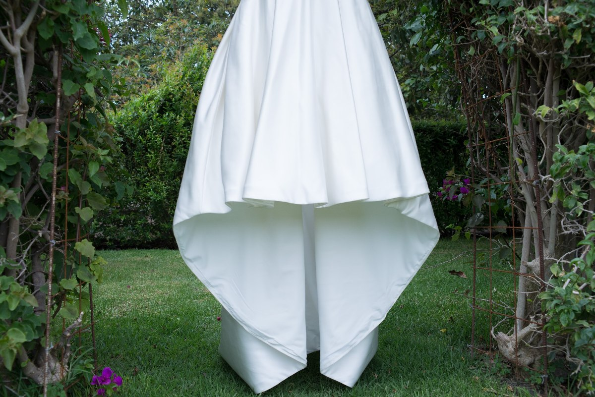 vendo Vestido De Novia De Tules & Novias! - U$S 500,00 en Mercado Libre