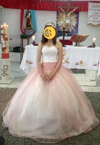 61bb849fa Vendo Mi Vestido De Xv Años Preciosisimo - De 15 de Mujer en Mercado ...