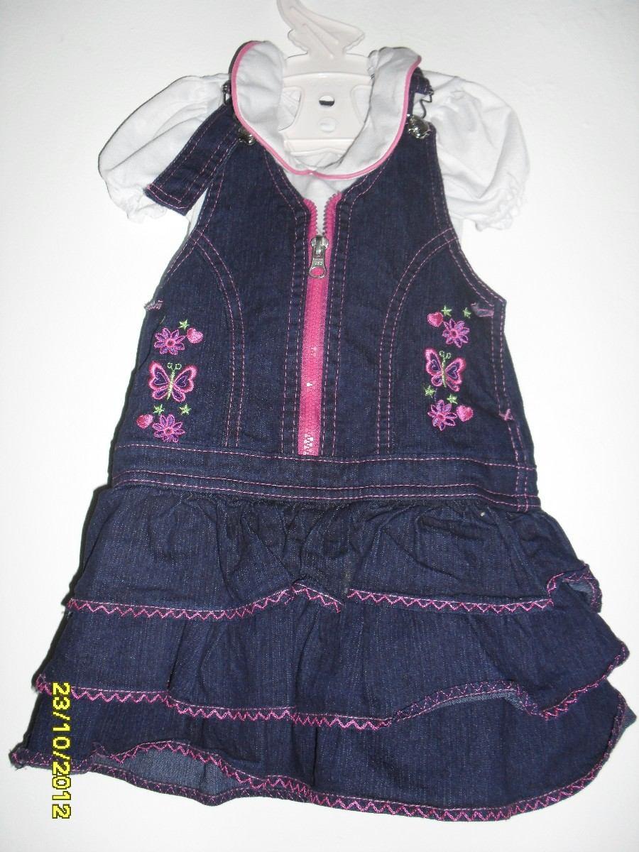 Vestido Jardinera Para Nina en Mercado Libre Colombia