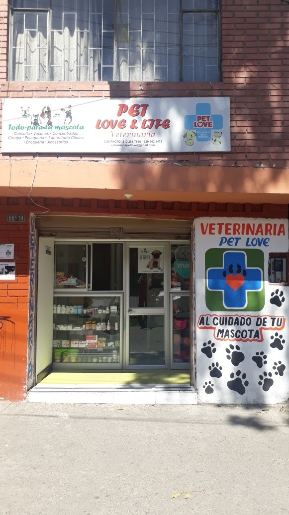 vendo veterinaria bogotá