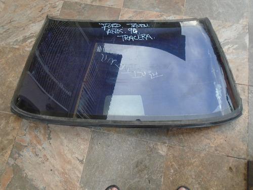 vendo vidrio trasero de ford taurus año 1996