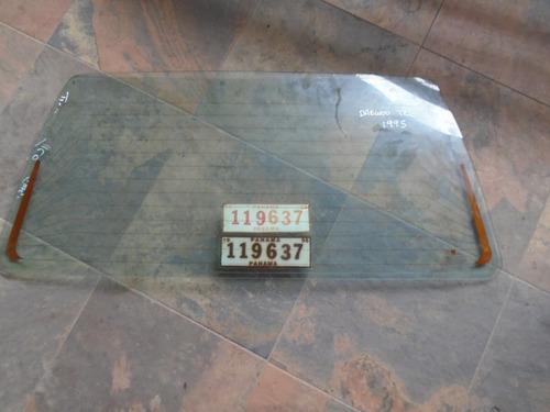 vendo vidrio trasero derecho de daewoo tico  año 1995