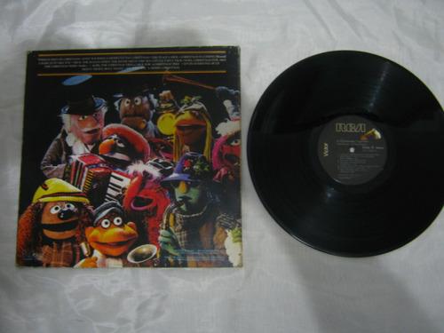 vendo vinilo the muppets jhon denver-a chistmas together