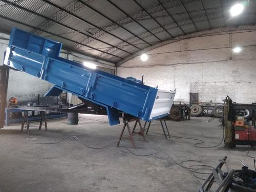 vendo volcadora 0 km con su kit hidraulico