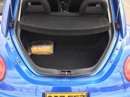 vendo volkswagen beetle 98 2.0
